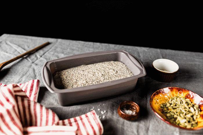 przepis na chleb bez maki