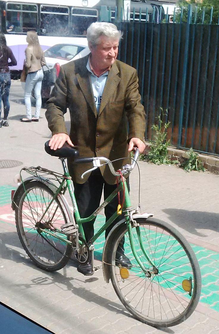 Bike & Jacket. PHOTO: Lucian Enasoni
