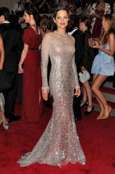 Marion Cotillard, 2010 - The Best Met Gala Dresses of All Time - Photos