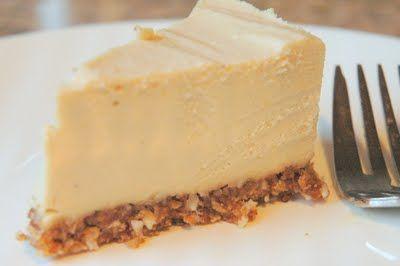 paleo cheesecake #food #paleo #dessert