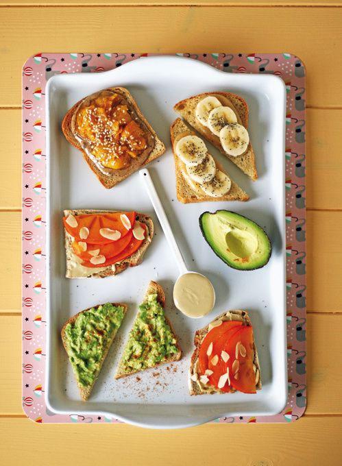 Bébé Veggie, le livre de recettes végétariennes healthy pour les bébés