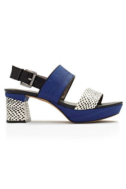 22 Rad Summer Sandals On Sale To Scoop Up ASAP #refinery29  http://www.refinery29.com/2015/07/91048/summer-sandals-on-sale#slide-18  An epic mixed-print sandal that only looks expensive. ...