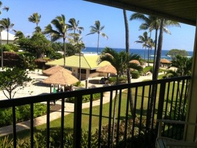 VRBO.com #446617 - Beach Front Kauai Beach Resort Top Floor Ocean View $99.- $129. Per Night here's another one at the same resort.  you might not even need to rent a car for this one.