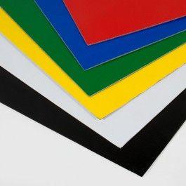 CARTÓN MICROCANAL COLORES El cartón microcanal de colores puede emplearse para confeccionar todo tipo de envases, embalajes, cajas y manualidades. #MWMaterialsWorld #cartónmicrocanalcolores #cartónonduladocolores #colouredcorrugatedcard #flutedcardboard