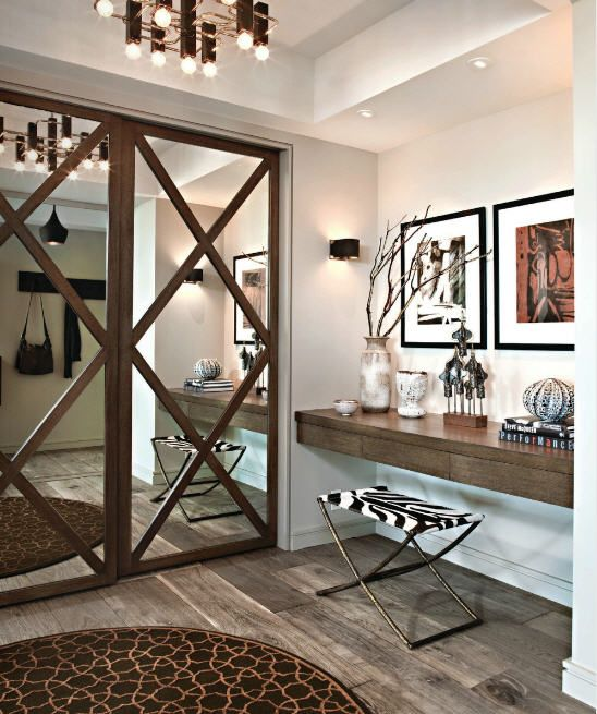 17 Best Images About Mirrored Doors On Pinterest Shoe