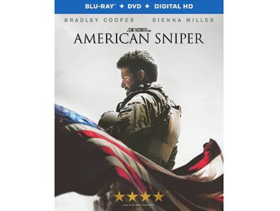 Bradley Cooper stars as U.S. Navy SEAL Chris Kyle, who is deployed to Iraq as a sniper to protect his fellow soldiers on the battlefield.