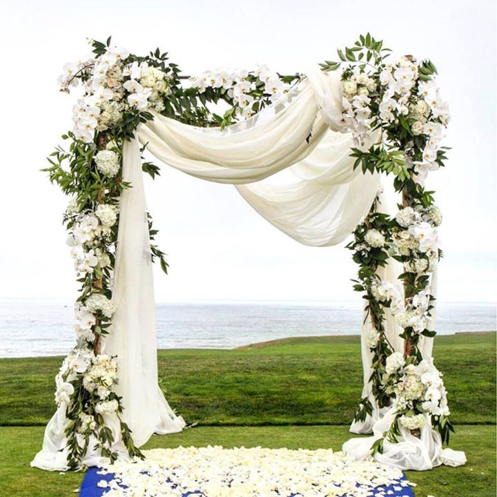 Wedding Altar Ebay: 25+ Best Ideas About Pipe And Drape On Pinterest