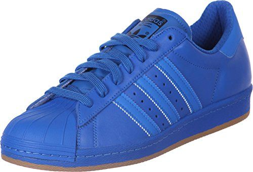 Adidas Superstar 80s Reflective Nite Jogger Sneaker B35385 Bluebird Gr. 41 1/3 (UK 7,5) - http://on-line-kaufen.de/adidas/41-1-3-eu-adidas-superstar-foundation-herren
