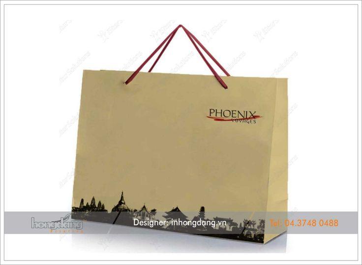 Cùng với catalogue, tờ rơi, ... túi giấy là một phương thức quảng cáo thương hiệu không thể thiếu của các doanh nghiệp, nhất là những đơn vị hoạt động kinh doanh hàng hóa. http://inhongdang.vn/in-an/in-tui-giay/in-tui-giay-tai-ha-noi