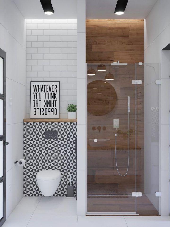 51 Ideen für ein modernes Badezimmer-Design plus Tipps, wie Sie Ihr Zubehör einrichten können – #Accessorize #Badezimmer #Design #Ideen #Modern – Decor Bathroom