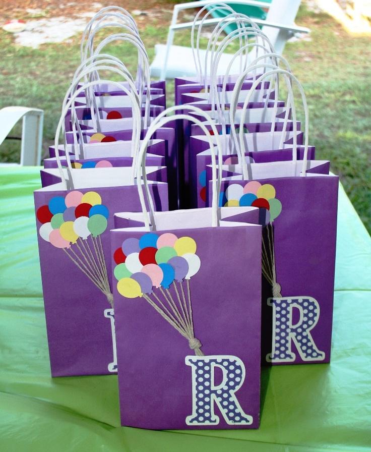 DIY treat bags