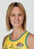 Australian Netball Diamonds - Natalie Medhurst