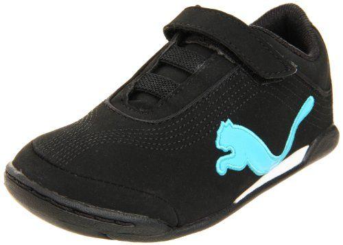 puma soleil glitter kids shoes