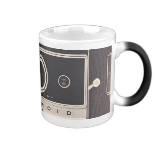 Old #polaroid #coffee #mug