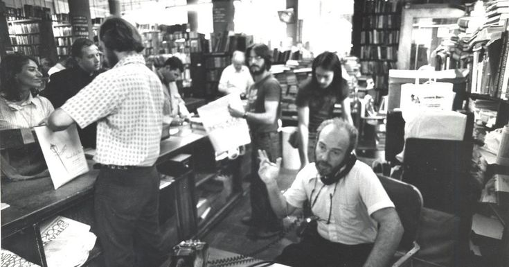 #MONSTASQUADD Fred Bass, Who Made Strand Bookstore a Mecca, Dies at 89