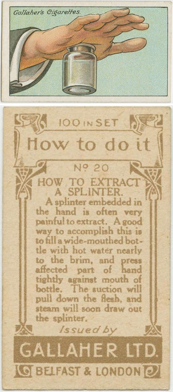 People don't often look back on the early 1900's for advice, but what if we could actually learn something from the Lost Generation? The New York Public Library has digitized 100
