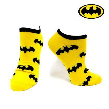 Des socquettes Batman, pour faire ramper tous nos ennemis à nos pieds !