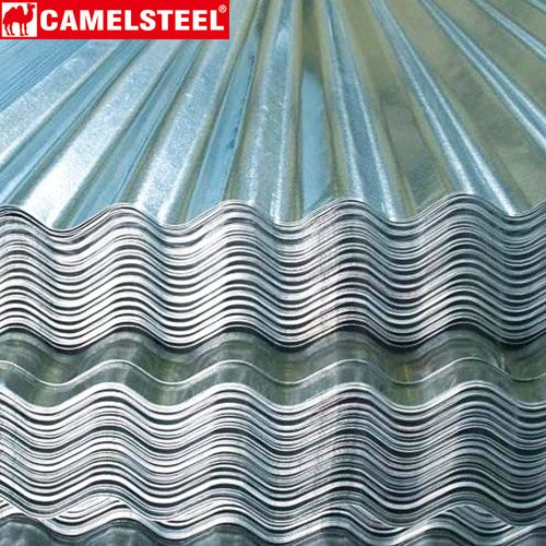 Steel Roofing Sheets Roof Types : Corrugated Roof Sheet/ Trapezoidal Roof  Sheet/ As Your