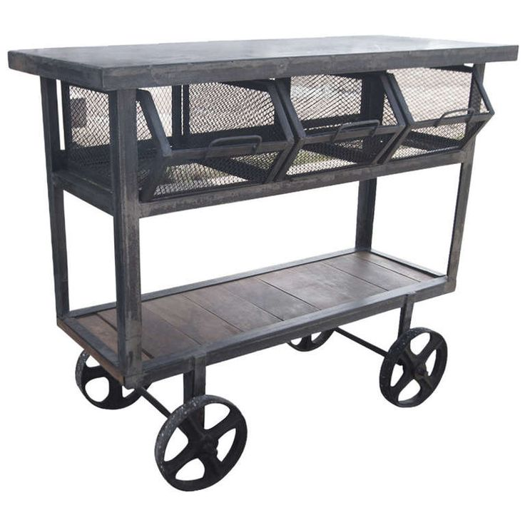 Industrial Rolling Kitchen Cart: 25 Best Restaurant Hostess Stand Images On Pinterest