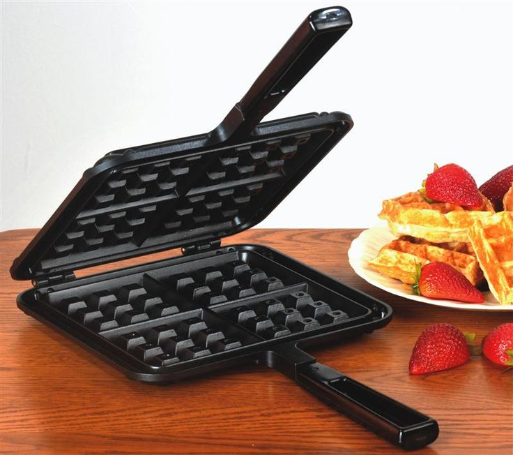1000 images about stove top waffle iron on pinterest. Black Bedroom Furniture Sets. Home Design Ideas