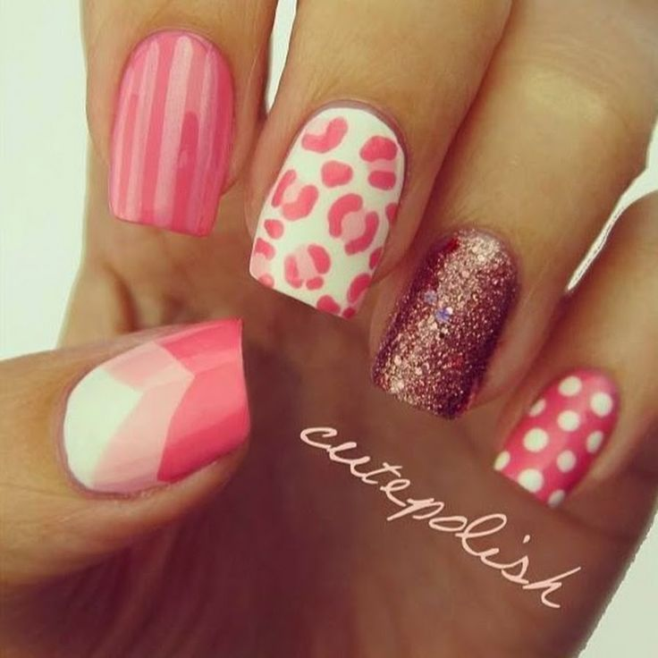 The #1 Nail Art channel on YouTube! Hi! My name is Sandi and I'm a Canadian girl who loves to create nail art videos that will teach you how to create EASY &...