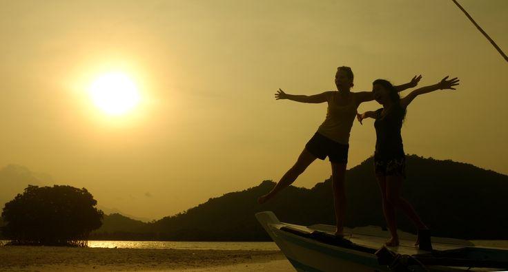 Pahawang Beach - Lampung