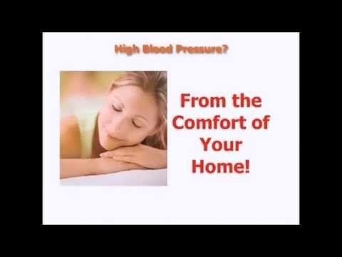 High Blood Pressure Exercises