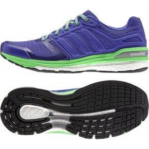 adidas Supernova Sequence Boost 8 Ladies Running Shoes - Purple