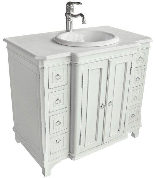Fantastic French Provincial Bathroom Vanity Tasos1200 Walnut Or White Colour