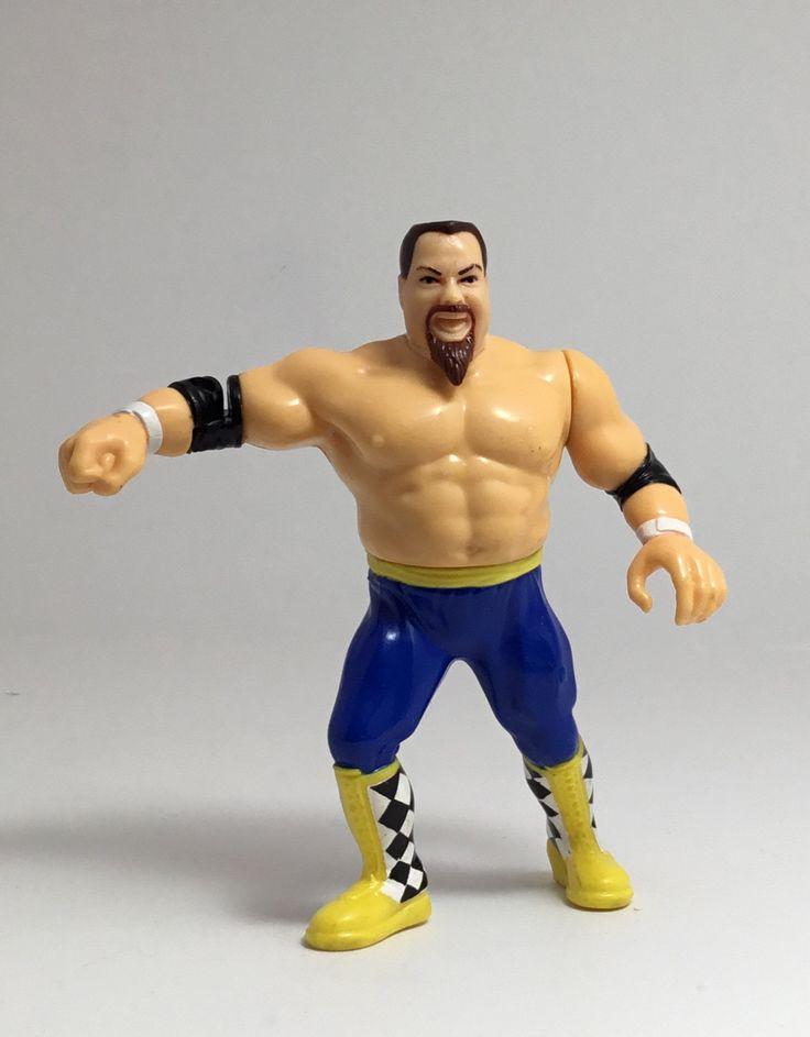 Jim Neidhart (WWF, Hasbro)