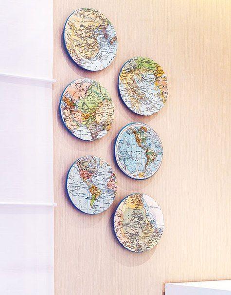 (+1) - Декоративные тарелки своими руками | СВОИМИ РУКАМИ