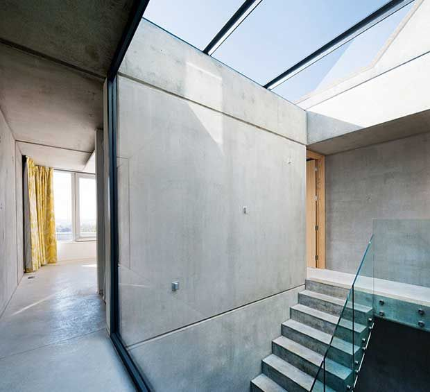 17 best House - exposed concrete images on Pinterest | Cement walls ...