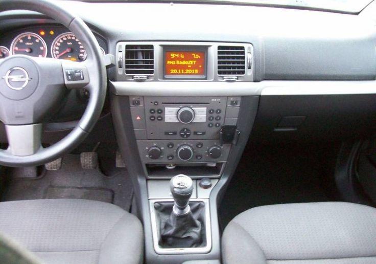 Ogłoszenia motoryzacyjne - Opel Vectra C