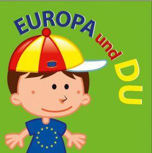 Malbuch: Europa und du