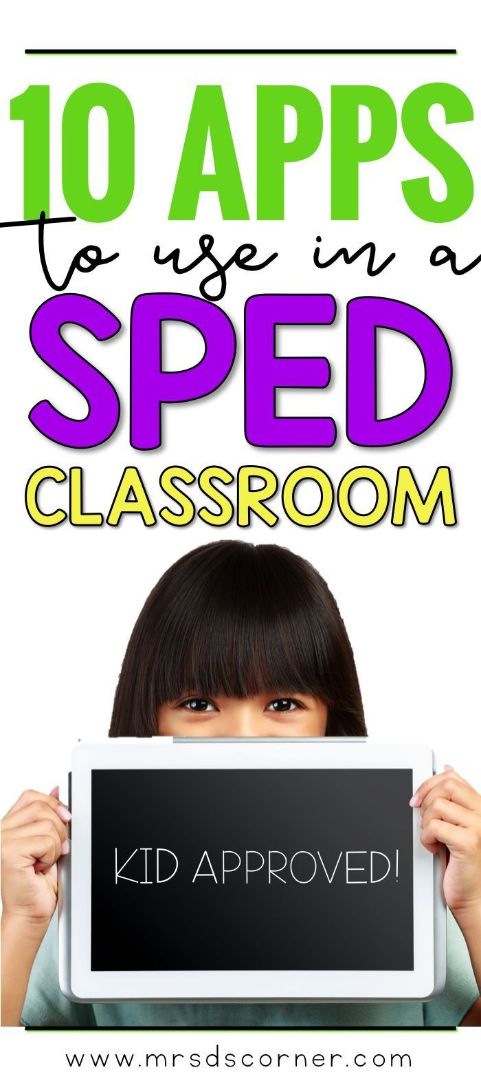 10 Academic Apps for the SPED Classroom