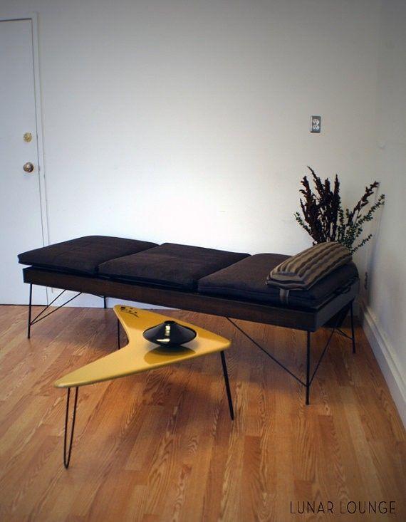 Siesta Day Bed Mid Century Modern Design