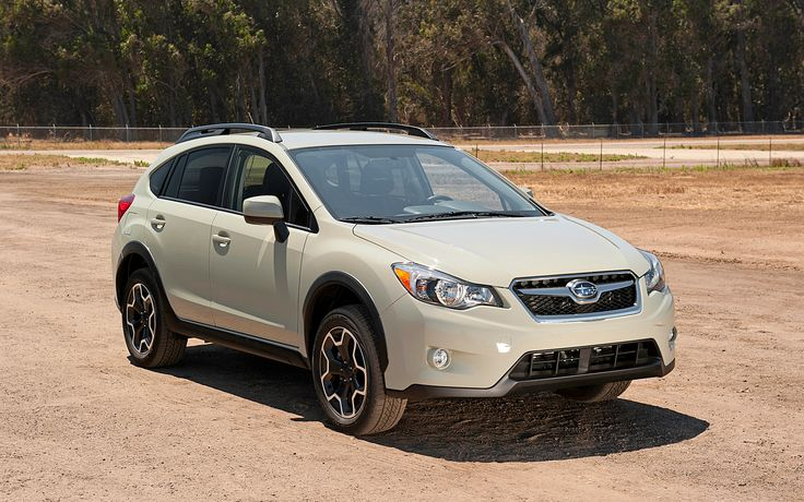 XV Subaru Crosstrek - 10 Best SUVs 2014