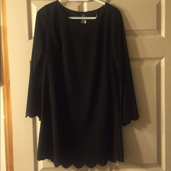 New black dress from apricot lane boutique Never worn! Apricot Lane boutique Dresses Midi