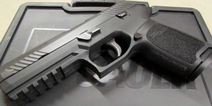 Did the US Army make the right decision by choosing the Sig Sauer P320 ($580) as its new sidearm?