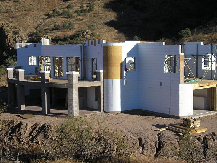 87 best icf homes images on pinterest insulated concrete for Icf home construction