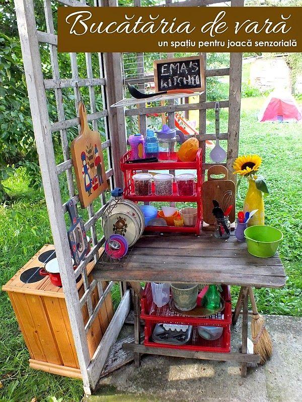 Clipe Frumoase cu Ema: Bucataria de vara