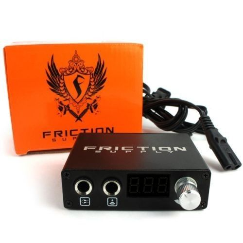 Prime Mini Power Supply -£84.99 #powercordpedal #tattoosupplies #magnumtattoosupplies