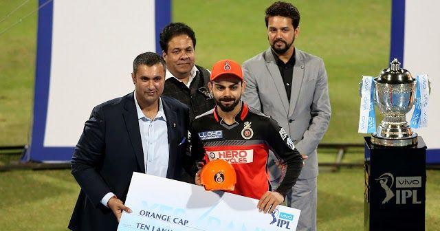 IPL (Indian Premium League) Orange Cap Winners List - Winners Of Every Season