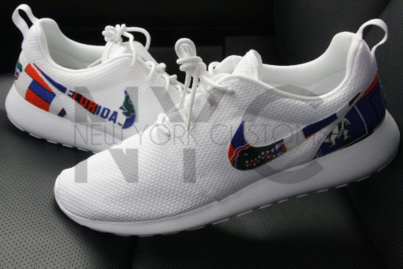 Fl Gator Nike Shoes