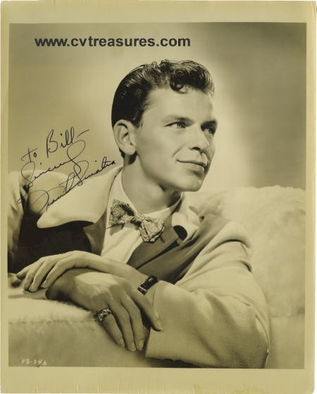16 best Frank Sinatra Autographs, Movie Posters & Vintage ...