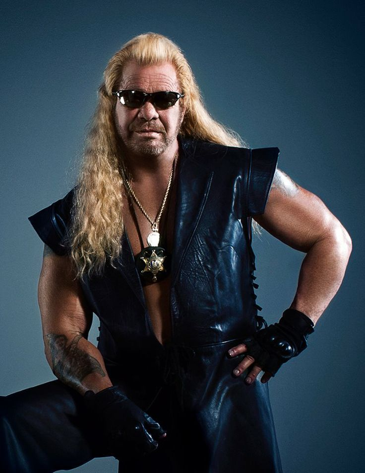 dog the bounty hunter duane chapman famous people