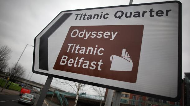 """'The Troubles' still loom over Northern Ireland"" (by Stephen Beard). This month's 100th anniversary of the Titanic's doomed voyage is also a business opportunity in the city where the ship was built: Belfast. For 30 years, Northern Ireland was torn apart by ""The Troubles,"" a bloody struggle over whether to stay British or become part of a united Ireland. But today -- more than a decade after the peace agreement -- the business climate has been transformed."