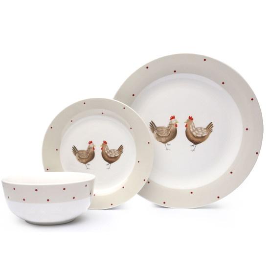 Henrietta Dinnerware Collection   Dunelm Mill