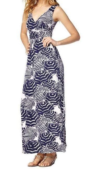 Lilly Pulitzer Sloane V-Neck Maxi Dress