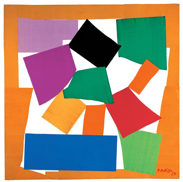 matisse the cutouts - Cerca con Google